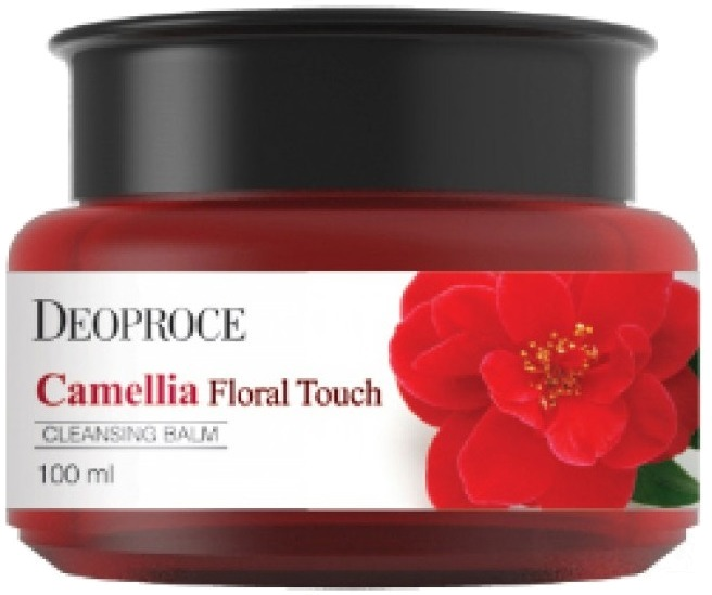 Deoproce Camellia Floral Touch Cleancing Balm