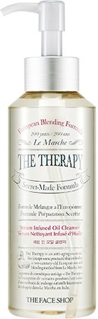 The Face Shop The Therapy Serum Infused