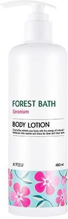 APieu Forest Bath Body Lotion