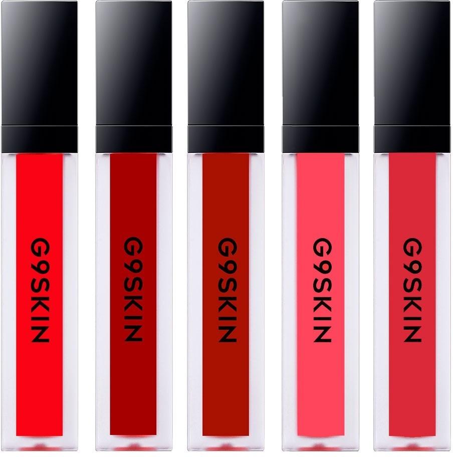 Berrisom G First Lip Matte -  Макияж