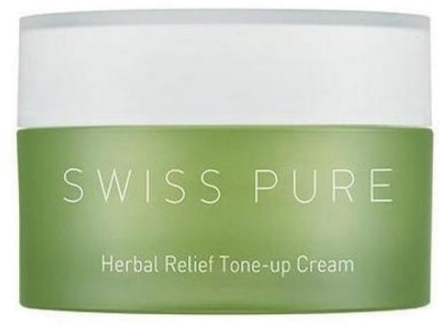 Swisspure Herbal Relief ToneUp Cream.