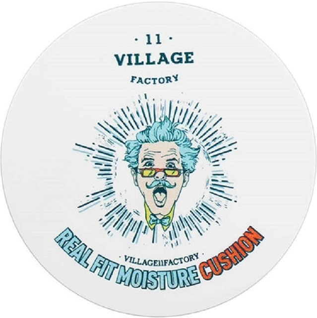 Village  Factory Real Fit Moisture Cushion