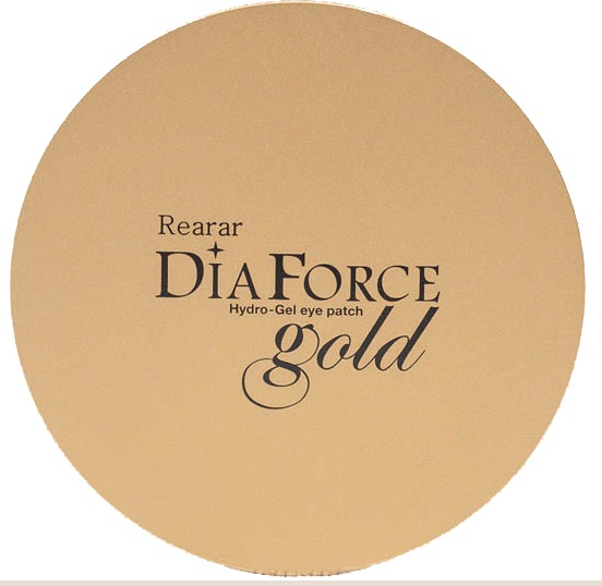 Rearar Hydrogel Eye Patch Gold