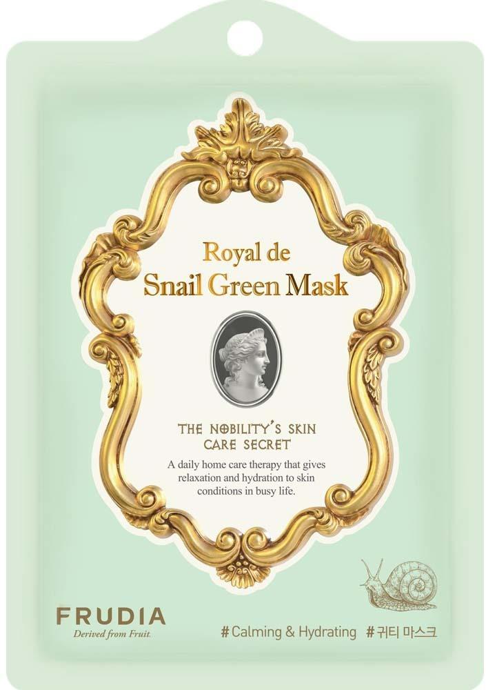 Frudia Royal de Snail Green Mask фото