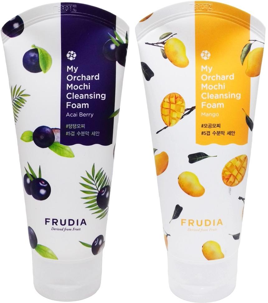Купить Frudia My Orchard Mochi Cleansing Foam