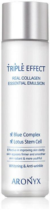 Купить Medi Flower Aronyx Triple Effect Real Collagen Essential Emulsion