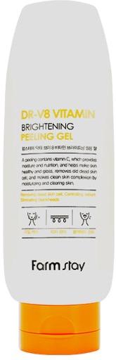 Купить FarmStay Dr V Vitamin Brightening Peeling Gel