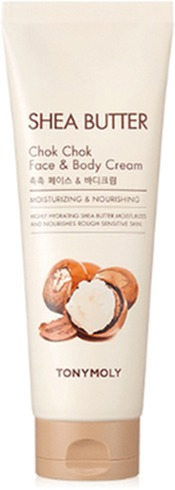 Купить Tony Moly Shea Butter Chok Chok Face and Body Cream