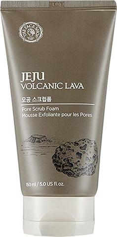 The Face Shop Jeju Volcanic Lava Pore Daily Mask Foam фото