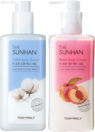 Tony Moly The Sunhan Body Shower