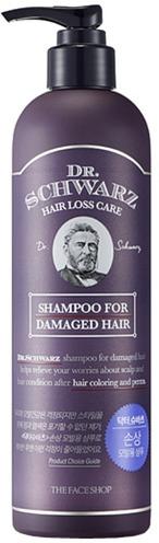 Купить The Face Shop DrSchwarz Damaged Hair Shampoo