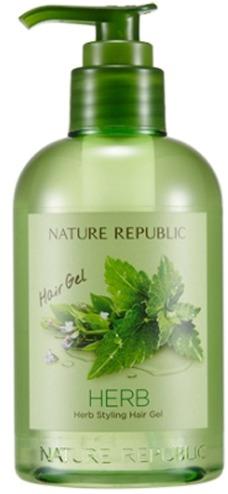Nature Republic Herb Styling Hair Gel