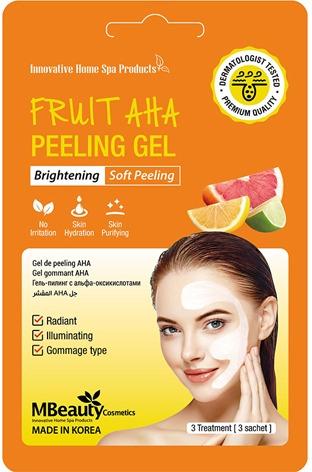 Купить MBeauty Fruit AHA Peeling Gel