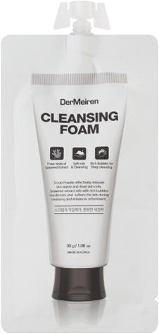DerMeiren Cleansing Foam
