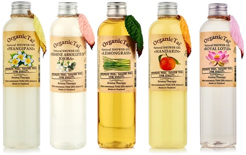 Купить Organic Tai Natural Shower Gel