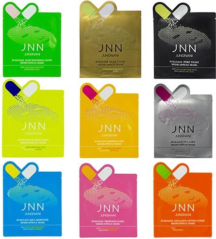 Jungnani Jnn Medicapsule Mask фото