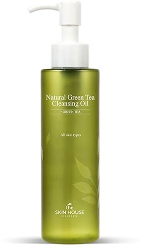The Skin House Natural Green Tea Cleansing Oil фото