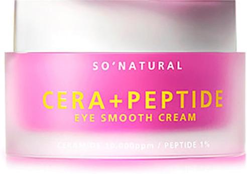 So Natural Cera Peptide Eye Smooth Cream фото