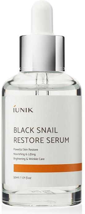 Iunik Black Snail Restore Serum фото
