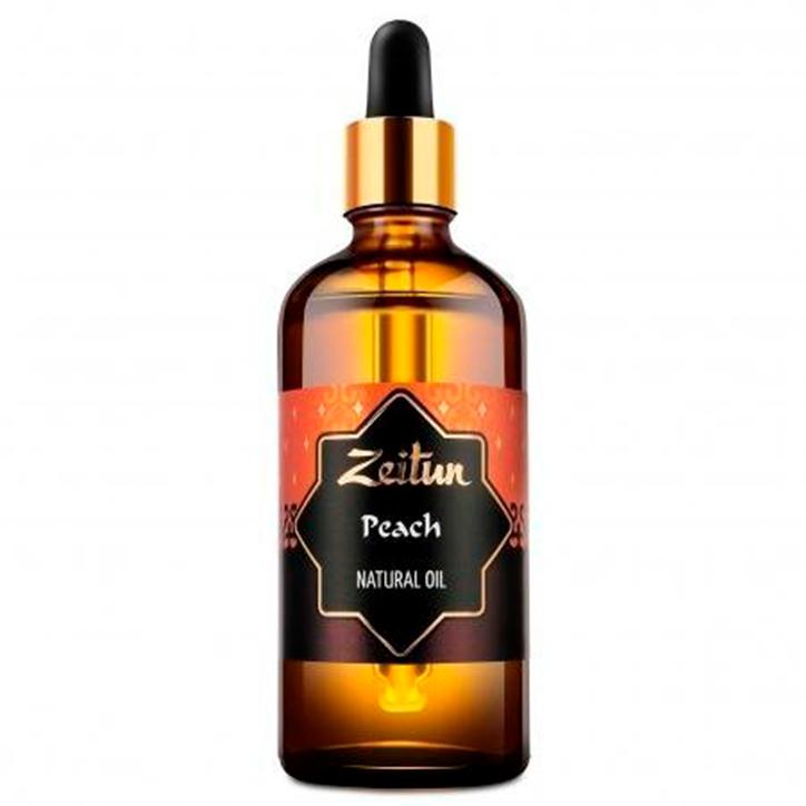 Zeitun Peach Natural Oil фото