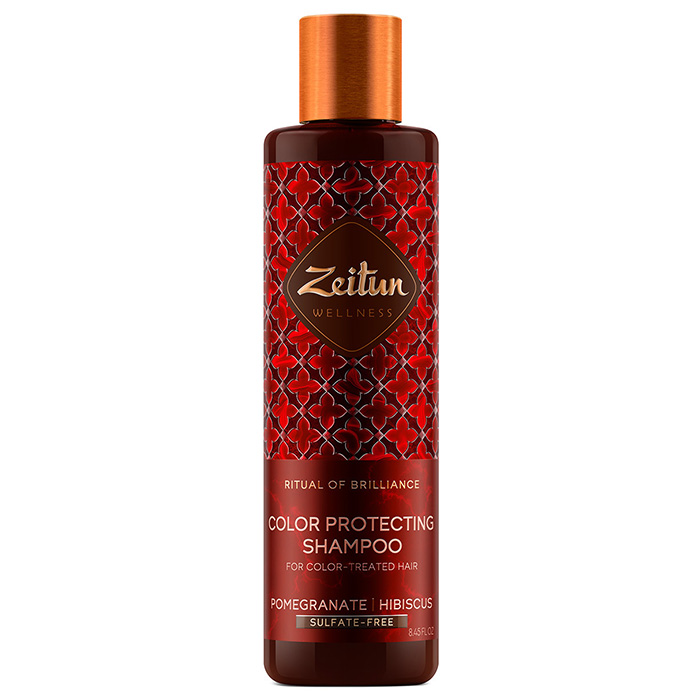 Zeitun Ritual of Brilliance Color Protecting Shampoo фото