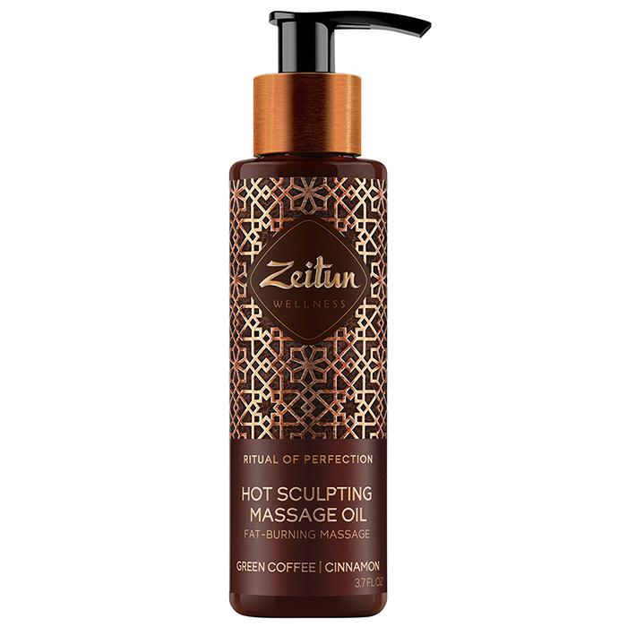 Zeitun Ritual of Perfection Hot Sculpting Massage Oil фото