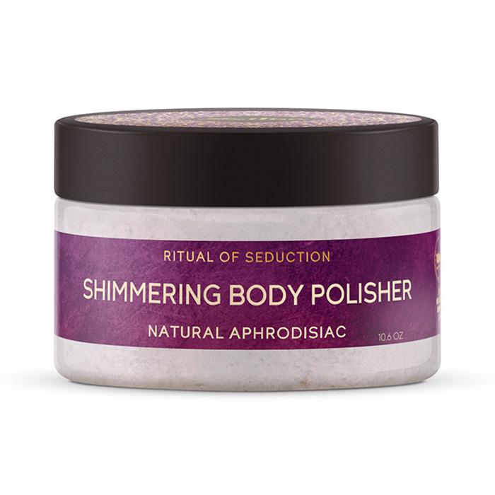 Zeitun Ritual of Seduction Shimmering Body Polisher фото