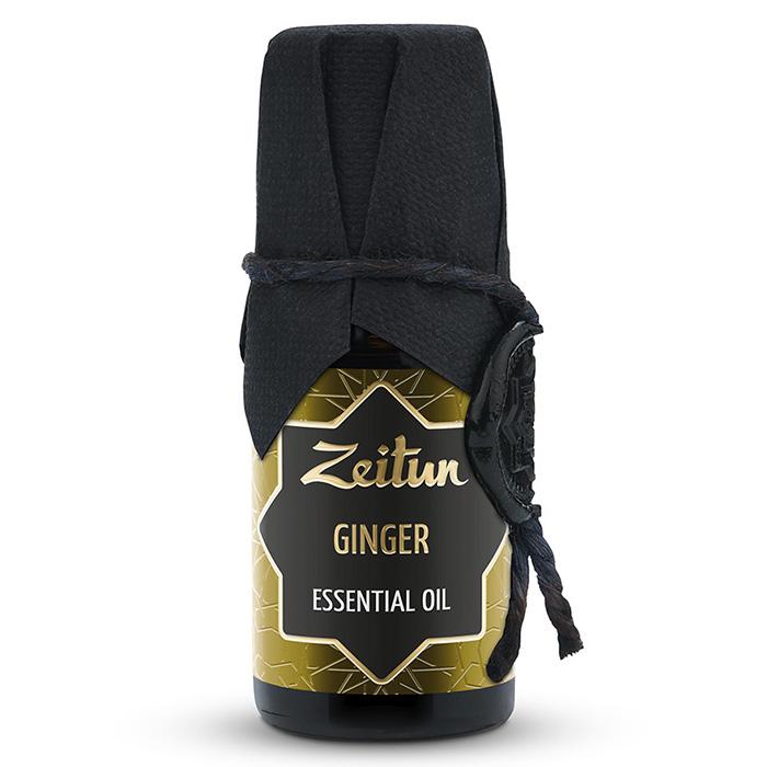 Zeitun Ginger Essential Oil фото