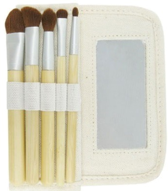 EcoTools Bamboo  Piece Eye Brush Set