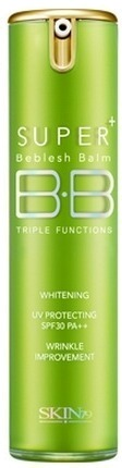 Skin Super Plus Beblesh Balm Triple Functions Green