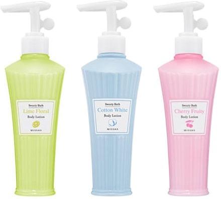 Missha Sweety Bath Body Lotion