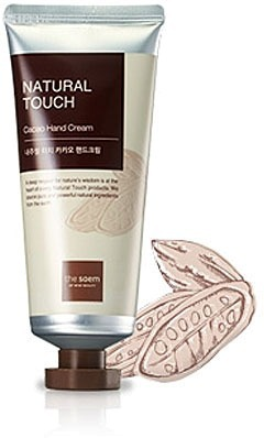 The Saem Natural Touch Cacao Hand Cream