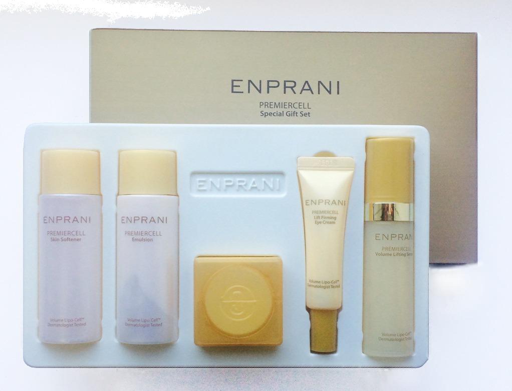 Набор миниатюр Enprani Premier Cell Special Skincare Set