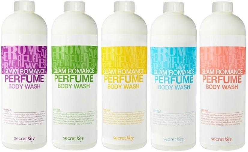 Secret Key Glam Romance Perfume Body Wash Glam фото