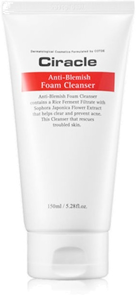 Ciracle AntiBlemish Foam Cleanser