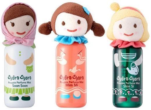 Shara Shara Poupee Perfume Mist