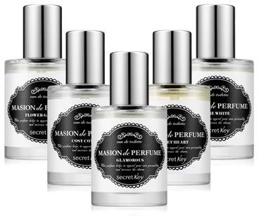 Secret Key Mason de Perfume