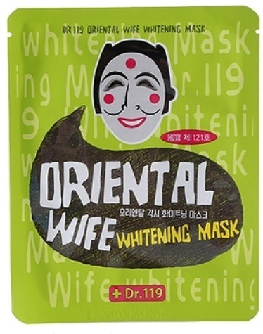 Baviphat Urban Dollkiss Dr Wife Whitening Mask фото