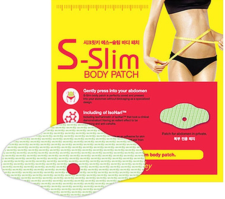 Secret Key SSlim Body Patch