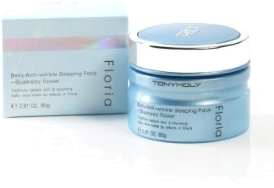 Tony Moly Floria Berry AntiWrinkle Sleeping Pack