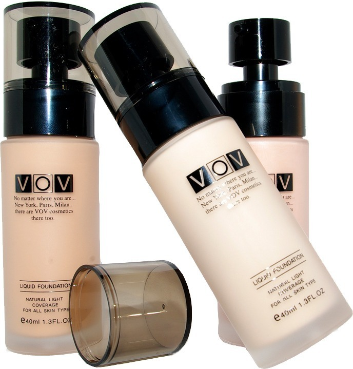 VOV Liquid Foundation NEW