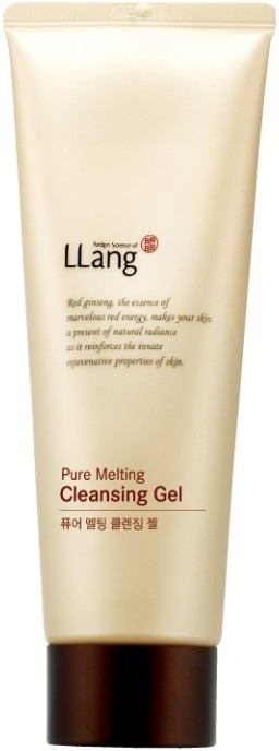 Llang Pure Melting Cleansing Gel.