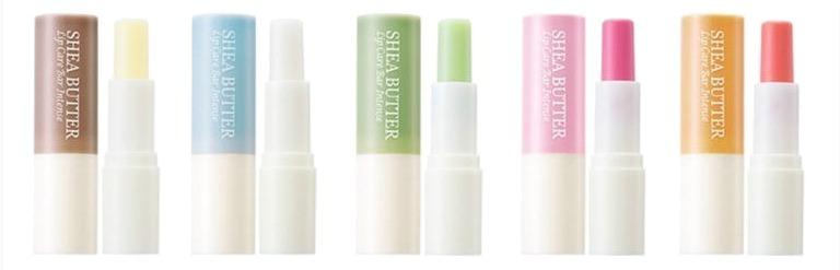 Skinfood Shea Butter Lip Care Bar Intense фото