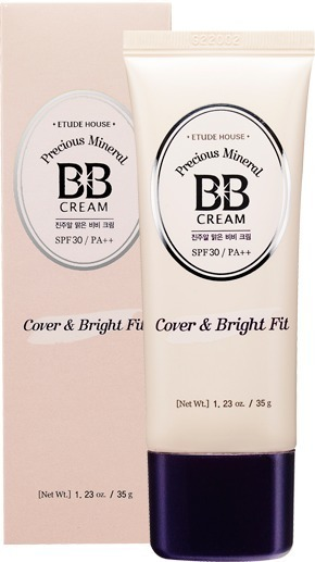 BB Etude House Precious Pearl BB Cover Bright