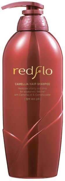 Flor de Man Redflo Camellia Hair Shampoo.