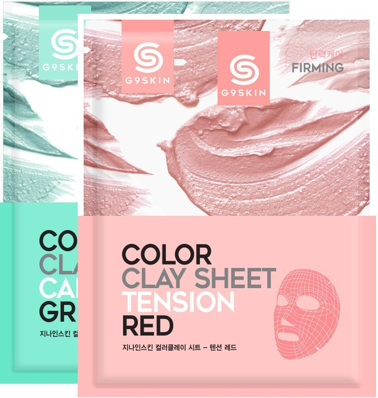 GSkin Color Clay Sheet