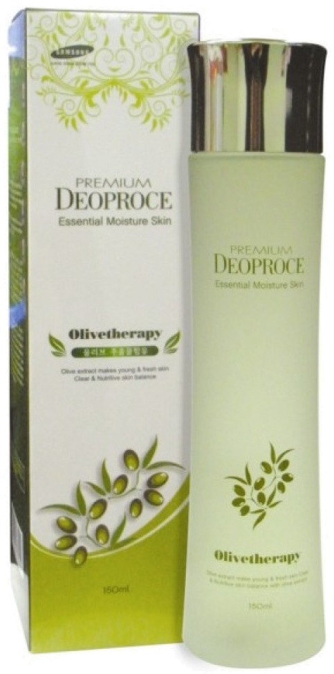 Deoproce Premium Olivetherapy Essential Moisture Skin
