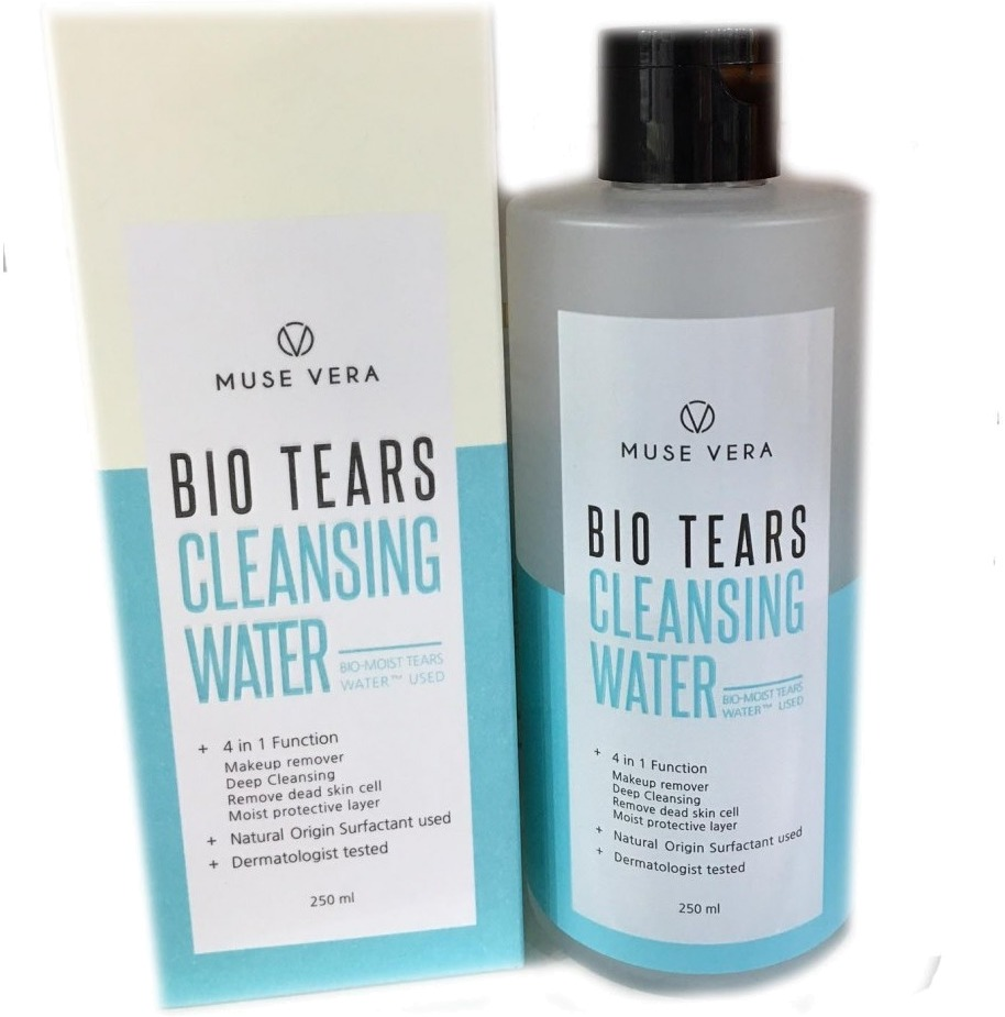 Вода для демакияжа Deoproce Musevera Bio Tears Cleansing Water