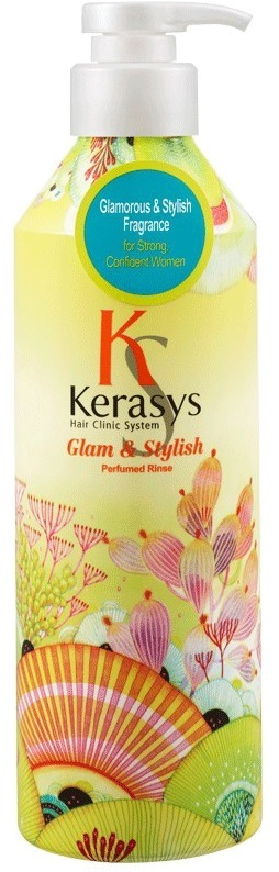 Кондиционер для волос «Гламур» KeraSys Glam And Stylish Perfume Rinse