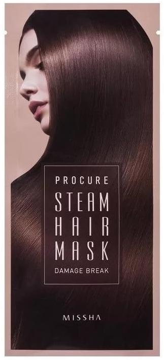 Missha Procure Damage Break Steam Hair Mask